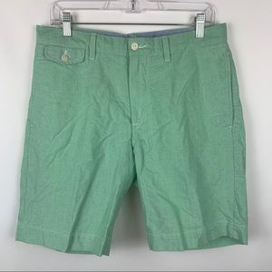 Polo Ralph Lauren Mens Seafoam Green Shorts